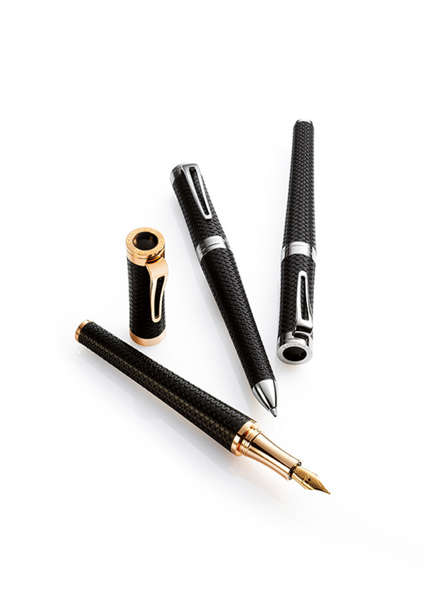 Corporate Gift Engraving - Personalised Chopard Pens Gifts Classing Racing Writing Instruments