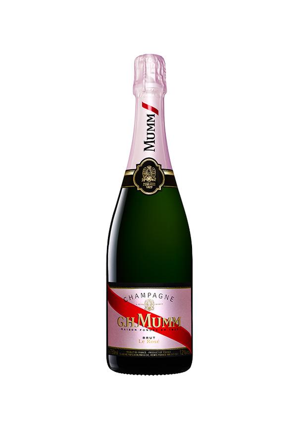 Шампанское MUMM - Корпоративные рождественские подарки VIP