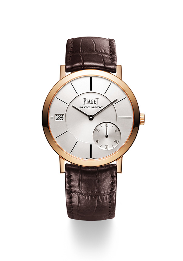 Reloj Piaget Altiplano G0A38131,Caja 40 mm, Oro Rosa 18 Quilates, Automático. Manufactura