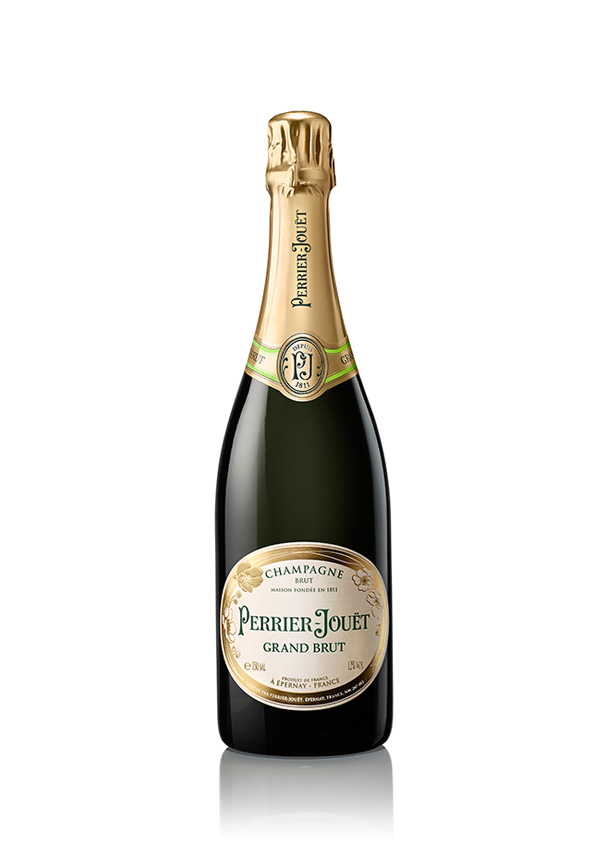 Luxury Corporate Gifts Ideas Champagne Perrier Jouet Grand Brut