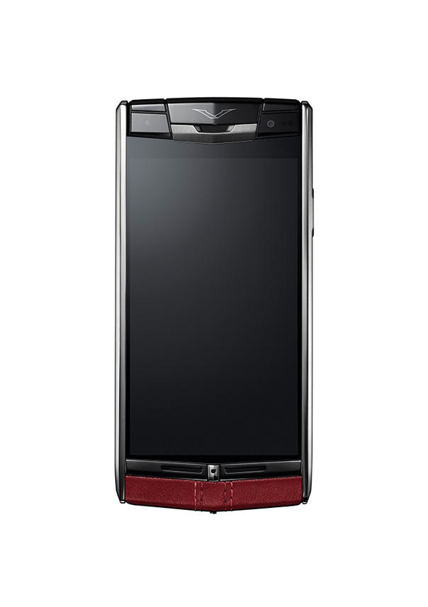 Luxury Corporate Gifts Vertu Signature Touch Claret Leather