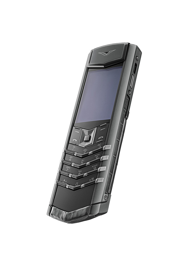 Luxury Business Gifts Vertu Signature Zirconium in Hong Kong