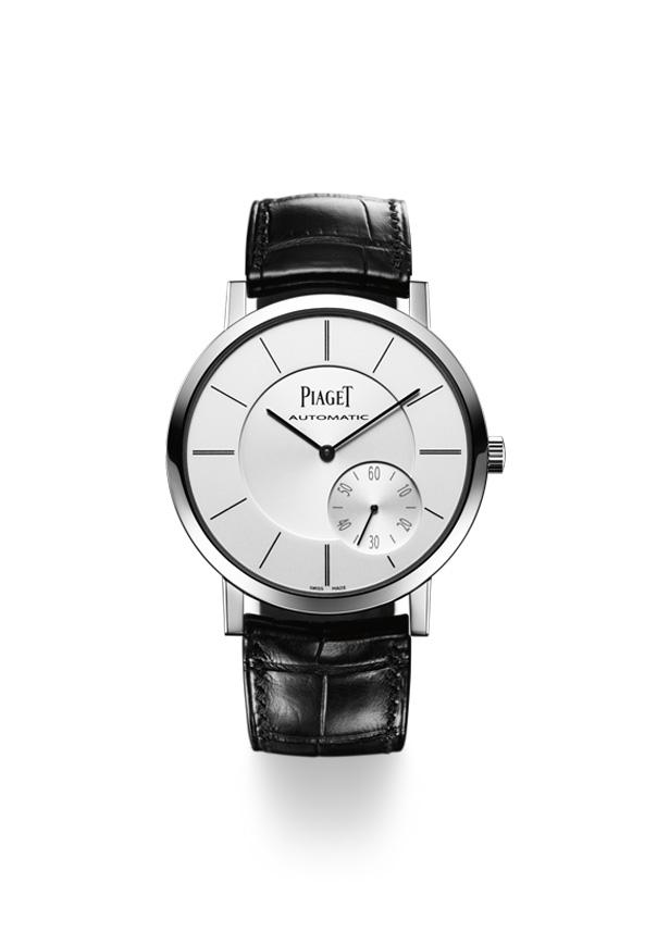 Reloj Piaget Altiplano G0A35130,Caja 40 mm, Oro Blanco 18 Quilates, Automático. Manufactura